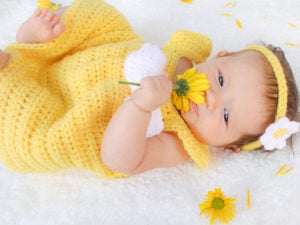 This free baby dress crochet pattern is designed to be quick and simple to create for the beginner or expert crocheters alike. The pattern comes in size newborn through 18 months.