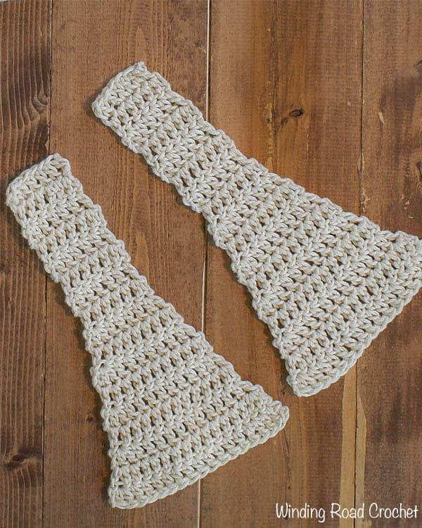 Goldenrod Tank Top Free Crochet Pattern Winding Road Crochet