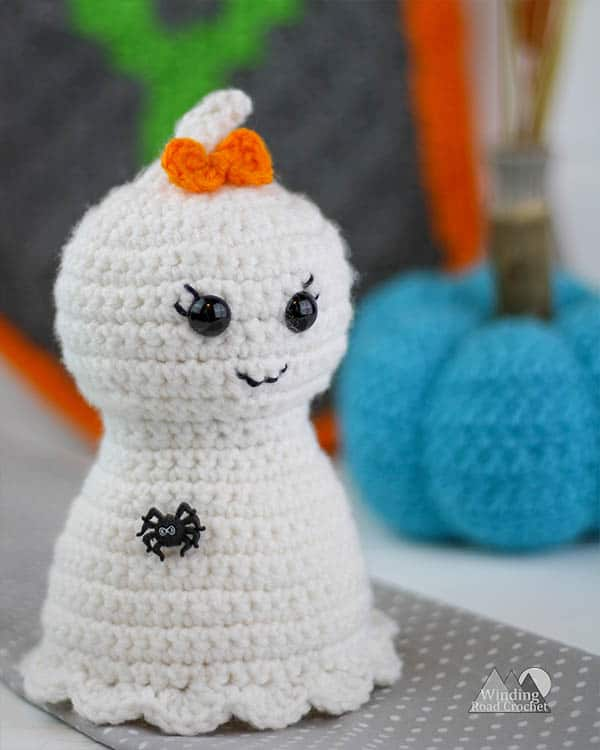 Crochet Halloween Amigurumi Free Patterns Instructions | 750x600
