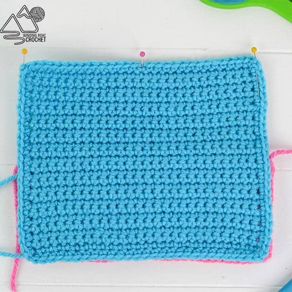 Pouch sewing instructions