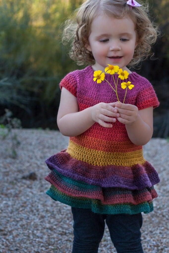 Easy Toddler Crochet Sweater Pattern Winding Road Crochet