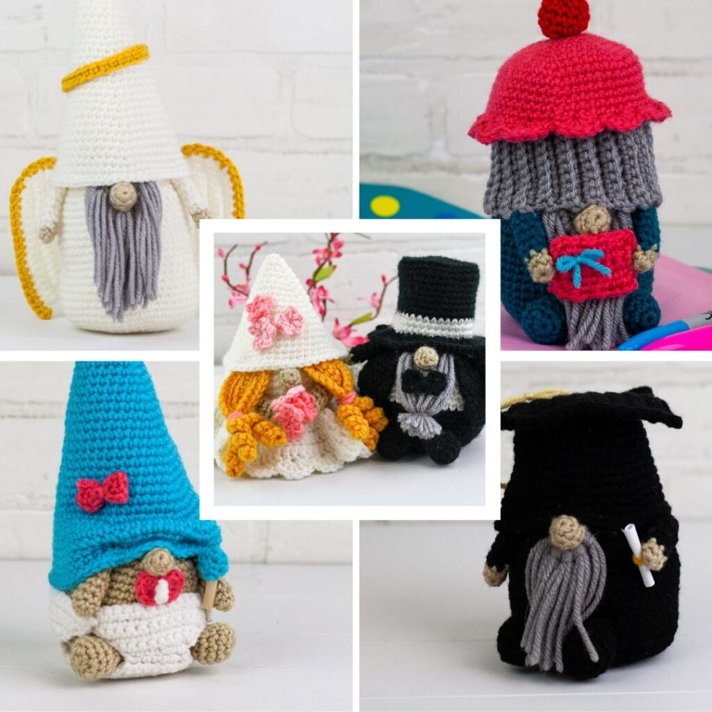 Special Events Crochet Gnome Bundle