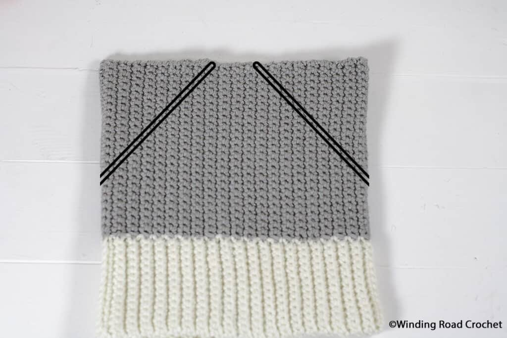 Fox hat instructions