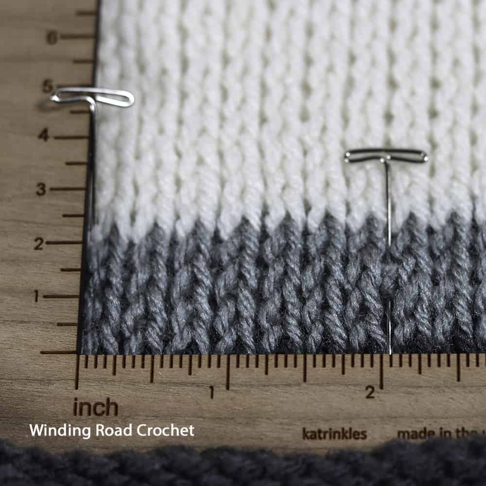 Learn all about gauge in Tunisian Crochet during lesson 5 of the free Tunisian crochet course. Plus lots of video tutorials.