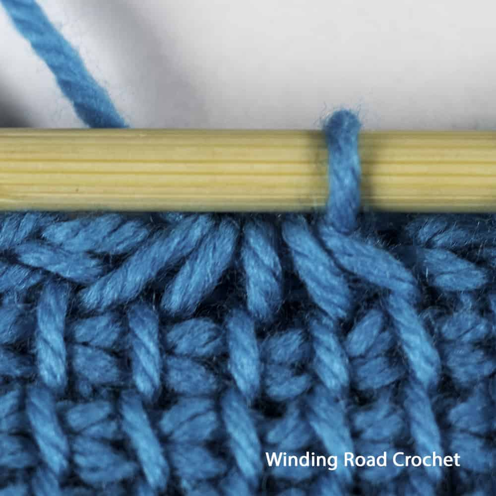 Learn how to increase and decrease in Tunisian Crochet during Lesson 7 of the free Tunisian crochet course. Plus lots of video tutorials.