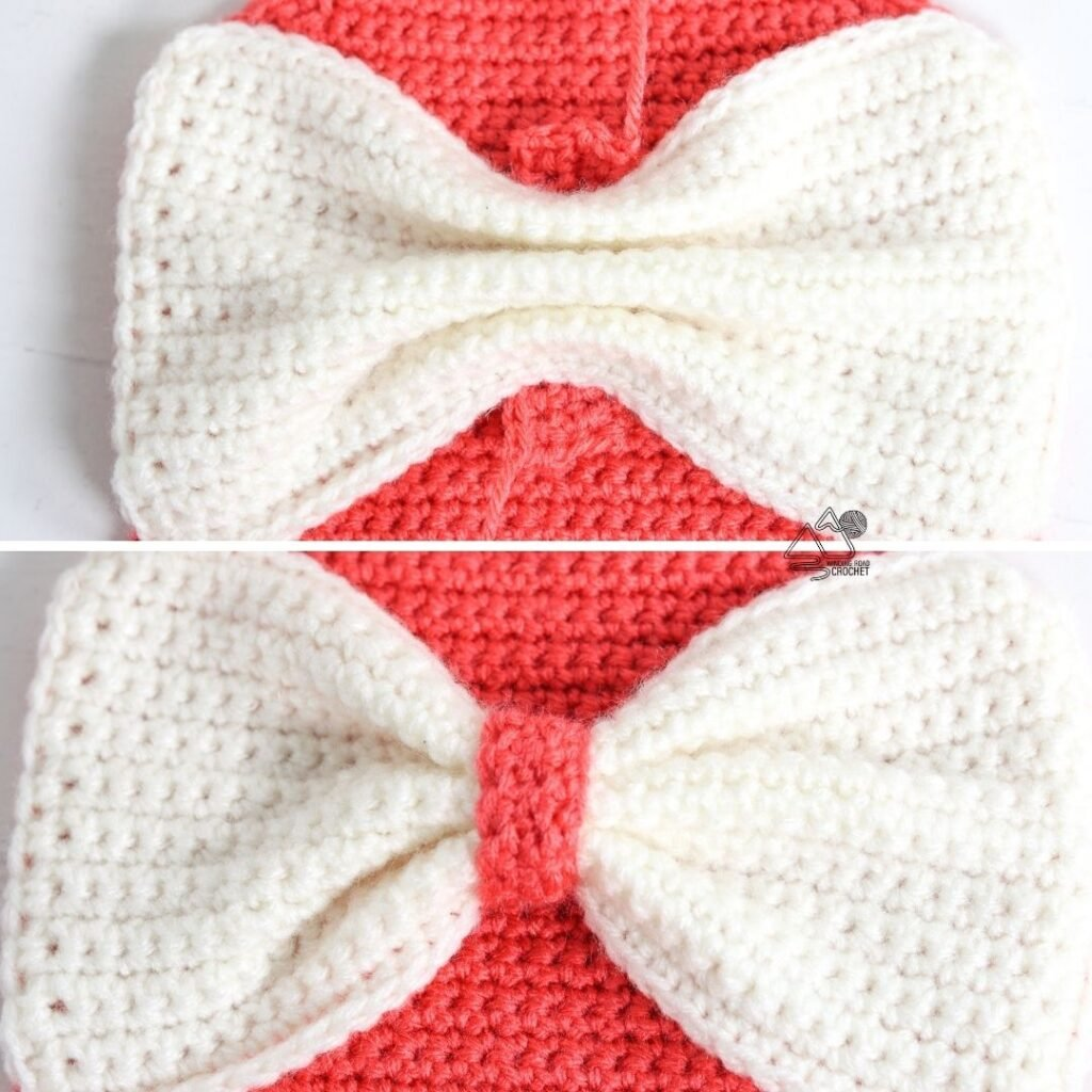 Jazz up any outfit with this cute crochet clutch purse. This free crochet pattern and video tutorial will walk you through how to make it.